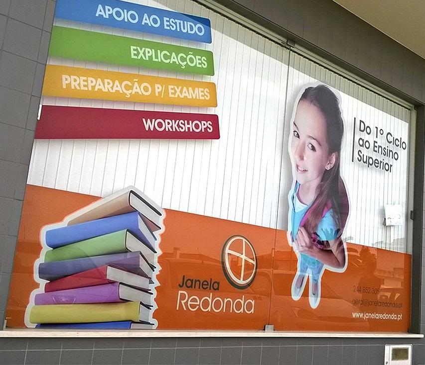 Instalações Janela Redonda
