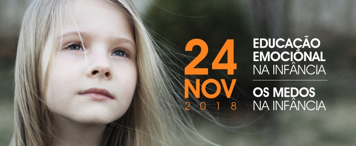 Workshops Educação Emocional Na Infância | Os Medos Na Infância