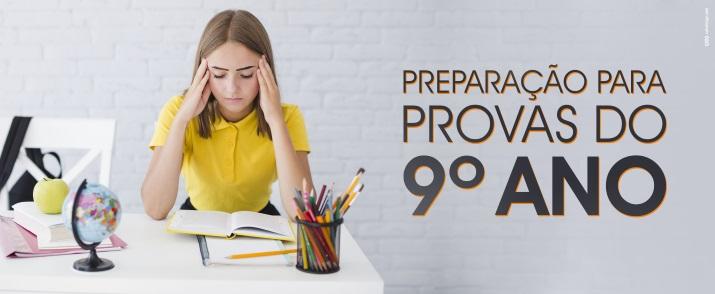 Preparação Para Provas Do 9º Ano