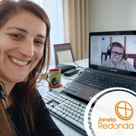 Aulas à Distância - Aulas Online - Ensino à Distância - Janela Redonda